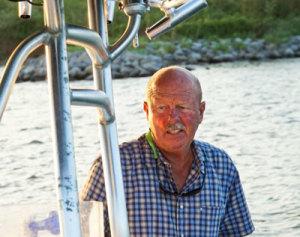 Captain Ralph Frazier | Fraziers Guide Services