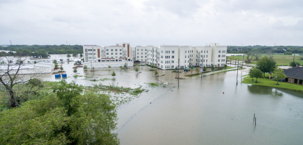 Hurricane Harvey's effects on League City, TX | How Hurricanes Affect Fishing | Fraziers Guide Service Blog